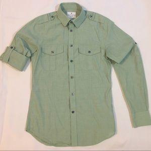 EXPRESS MK2 Shirt Fitted